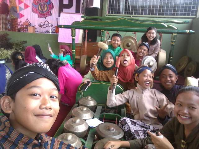 TIM GAMELAN PCF