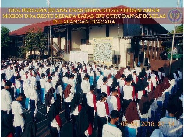 JADWAL USBN DAN UNBK DINAS PENDIDIKAN SLEMAN TAHUN PELAJARAN 2017/2018