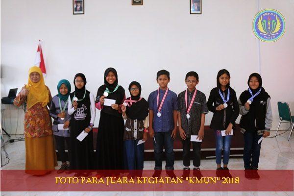 JADWAL PEMBINAAN FLSN, OLSN & PASTI 9-13 APRIL 2018