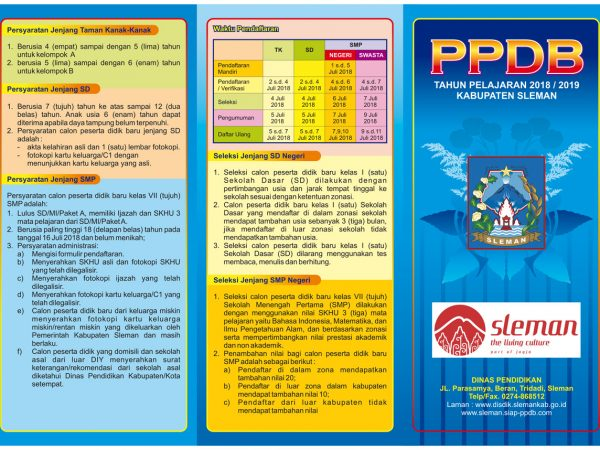JUKNIS PPDB 2018