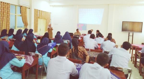 KUNJUNGAN STUDI BANDING SMP AL-AZHAR CIBUBUR