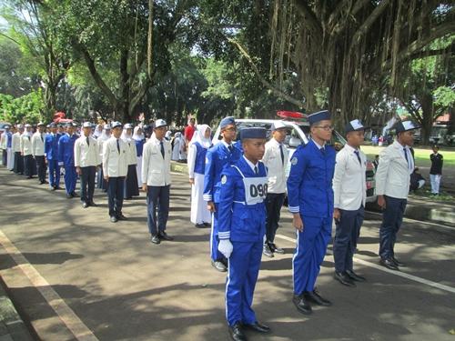 LOMBA TATA UPACARA BENDERA SLEMAN 2016 (4)