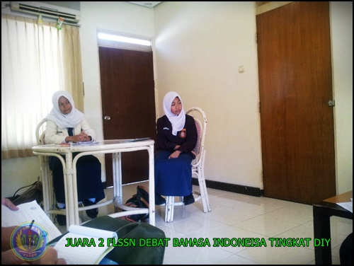 DEBAT BAHAS INDONESIA JUARA 2 DIY