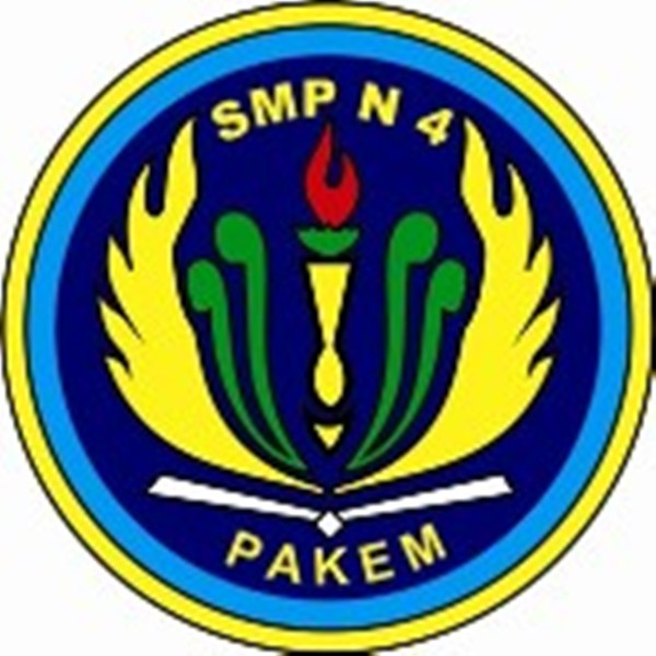 Logo SMPN4 Pakem edit