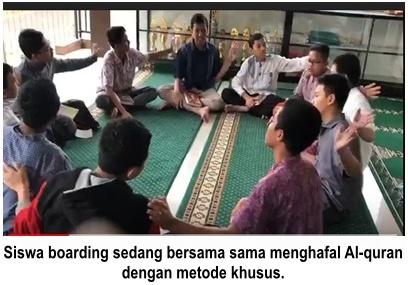 MENGENAL BOARDING CLASS