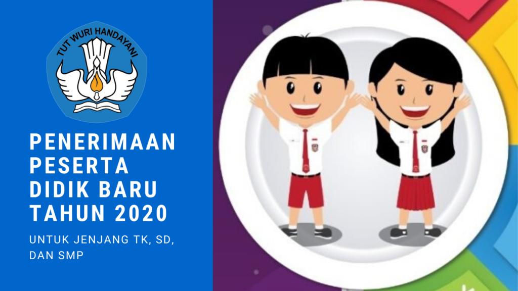 PENGUMUMAN HASIL SELEKSI DAN DAFTAR ULANG JALUR ZONASI WILAYAH PPDB 2020/2021 SMPN 4 PAKEM