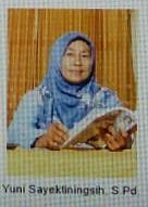 Yuni Sayektiningsih, S.Pd